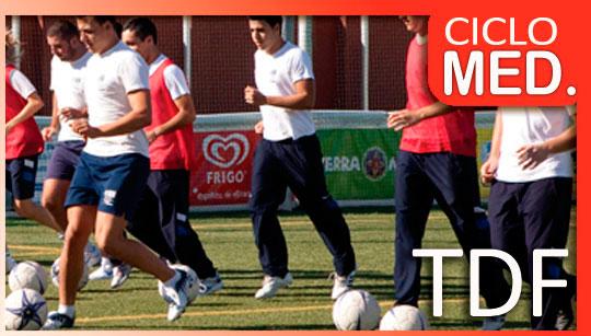 Técnico Deportivo en Fútbol Nivel I y II