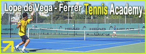 Escuela de Tenis Lope de Vega - Ferrer