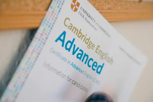 Exámenes Cambridge en el Colegio Internacional Lope de Vega