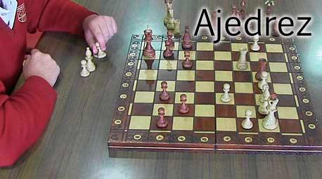 Extraescolar ajedrez