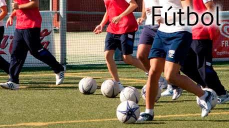Extraescolar de fútbol