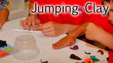 Extraescolar Jumping Clay