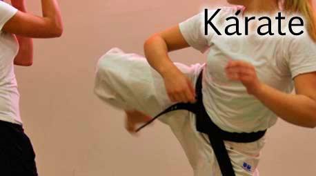 Extraescolar Karate