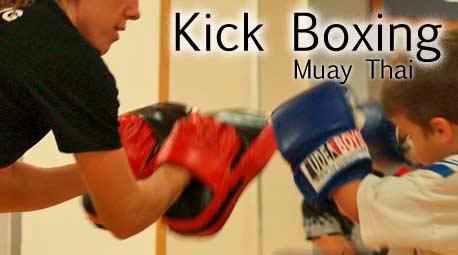 Extraescolar Kick Boxing