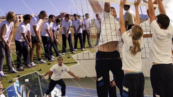 Tseas Técnico Superior En Enseñanza Y Animación Sociodeportiva