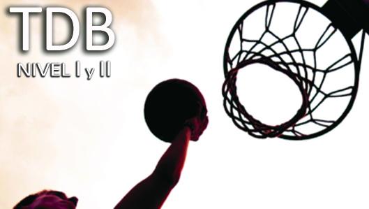 Técnico Deportivo en Baloncesto Nivel I y II