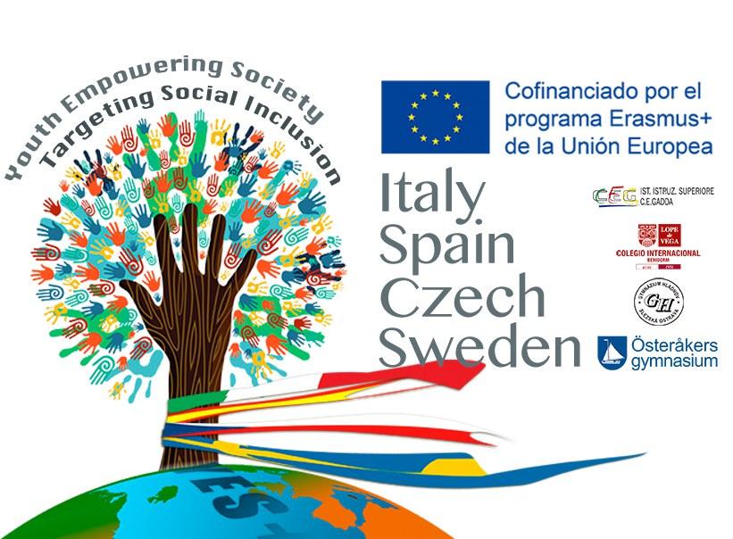 Proyecto Internacional Erasmus +
