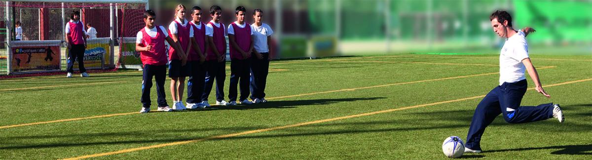 banner técnico deportivo en fútbol (Niveles I y II)