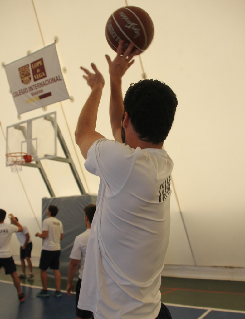 Técnico Deportivo en Baloncesto