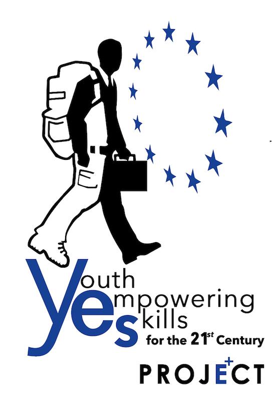 Logotipo Proyecto Y.E.S. (Erasmus+)