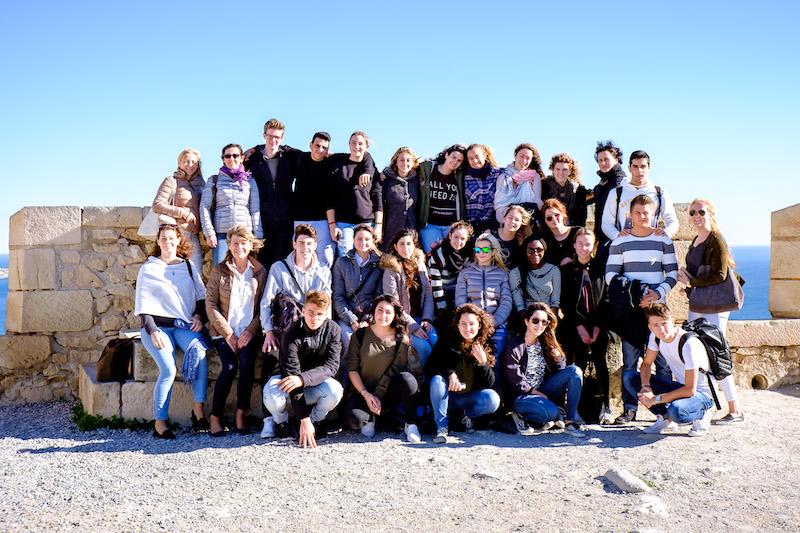 Delegaciones colegios asociados Y.E.S Erasmus+