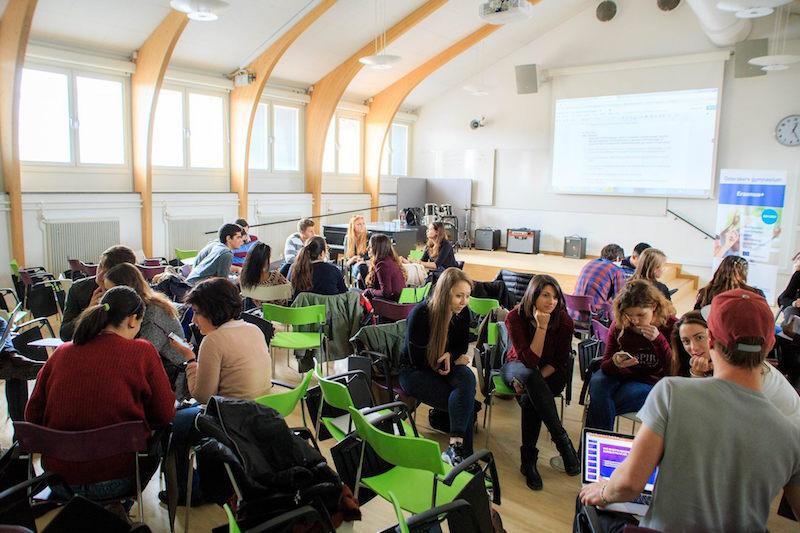 Delegaciones, 4th Mobility Meeting, Sweden