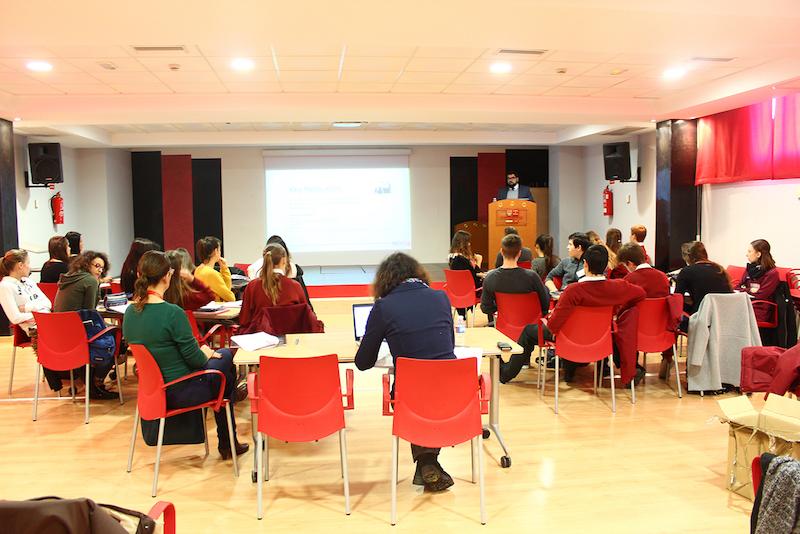 Marketing Workshop. 1st Mobility Meeting, Spain