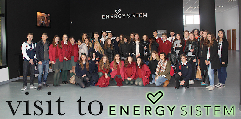 Visita delegaciones a  Energy Sistem. 1st Mobility Meeting, Spain