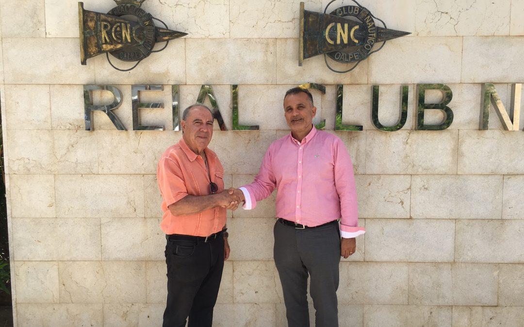 Convenio de Colaboración con el Real Club Náutico de Calpe