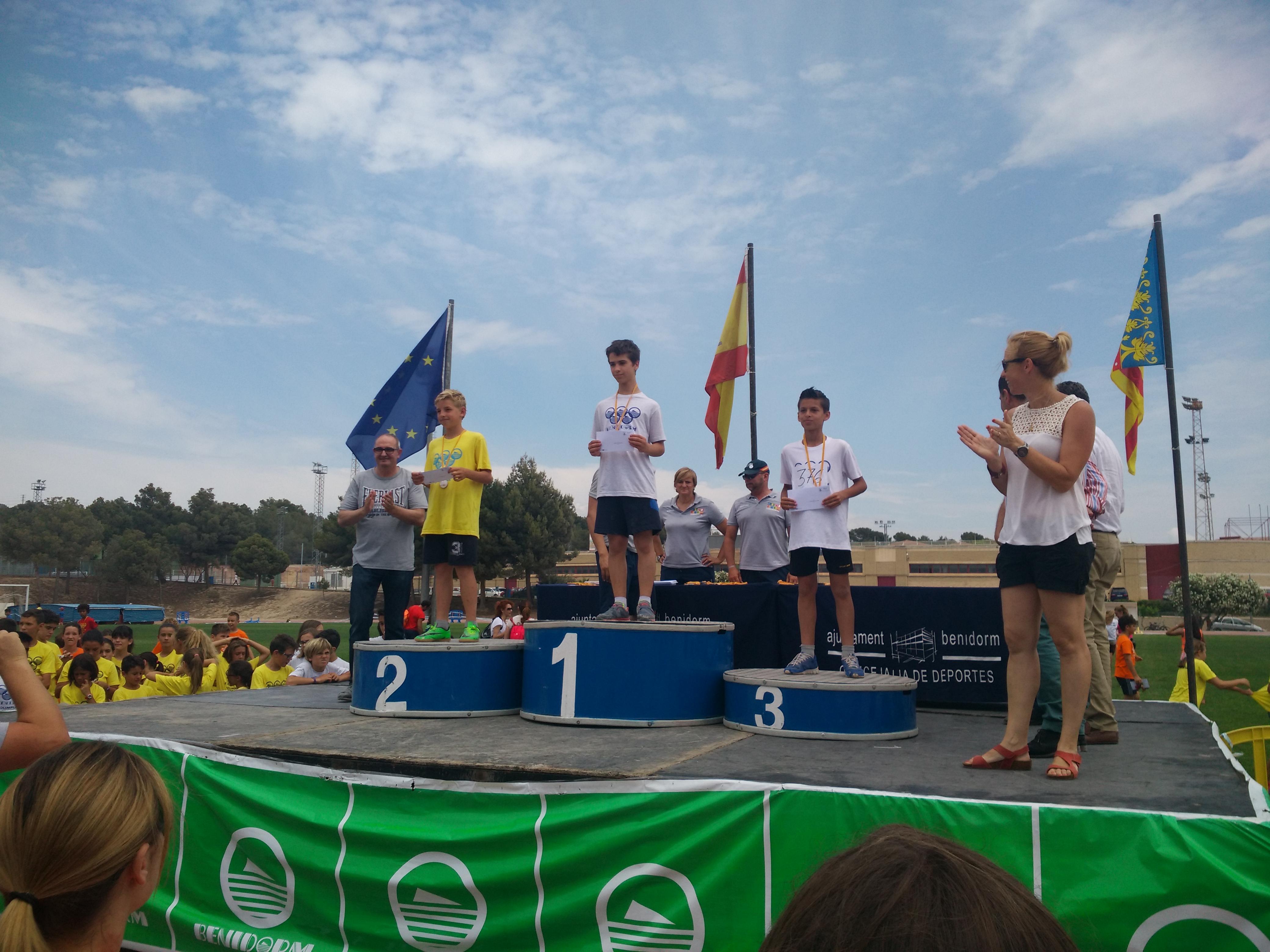 Gran participación y resultados en las Olimpiadas Escolares de Primaria