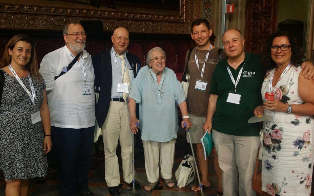 Nuestros profesores han asisitido al Congreso de Educación Matemática C2EM