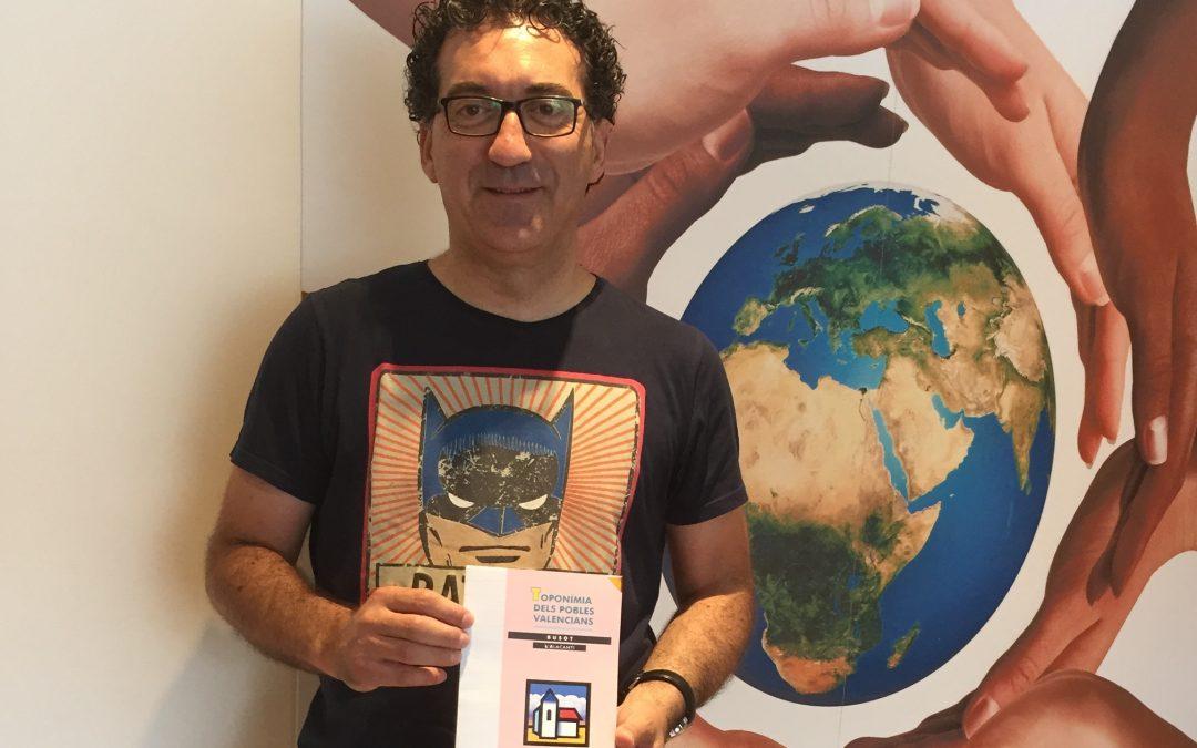 Un treball del professor Josep Antoni Palomares ha sigut publicat per l'Acadèmia Valenciana de la Llengua