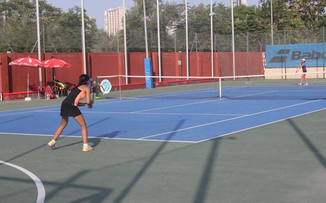 """El Torneo Junior de Tenis """"Juan Fuster Zaragoza"""" acoge a más  de 350 jugadores de los 5 continentes"""