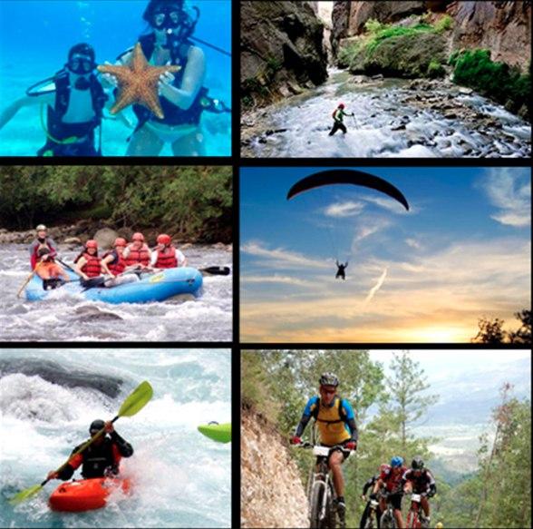 Turismo activo y gestión