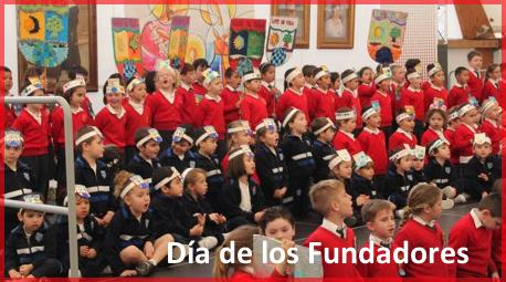 Día de los Fundadores en el Colegio Internacional Lope de Vega