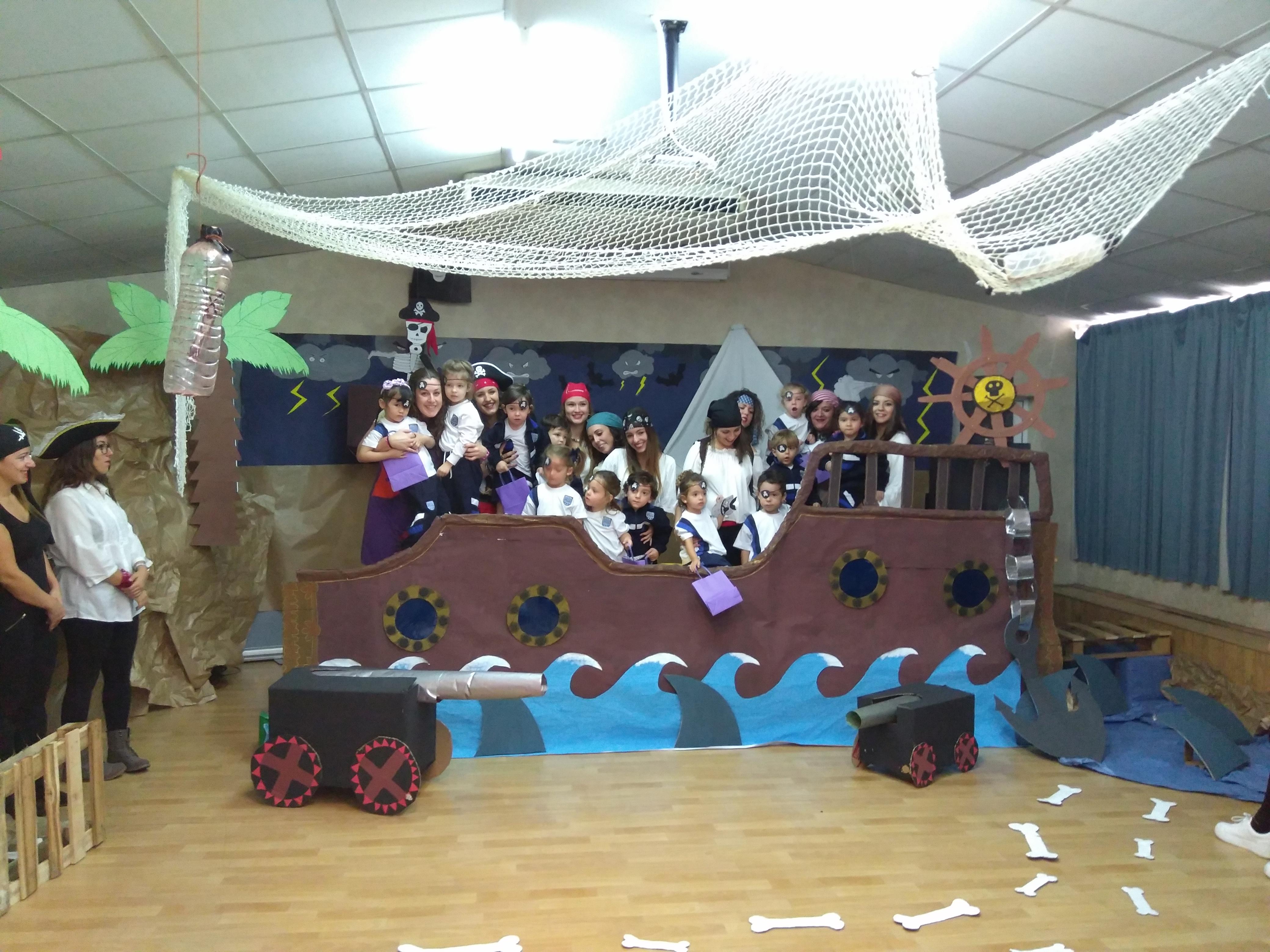 Halloween Day, un proyecto curricular de Inglés en TSEI y otras etapas