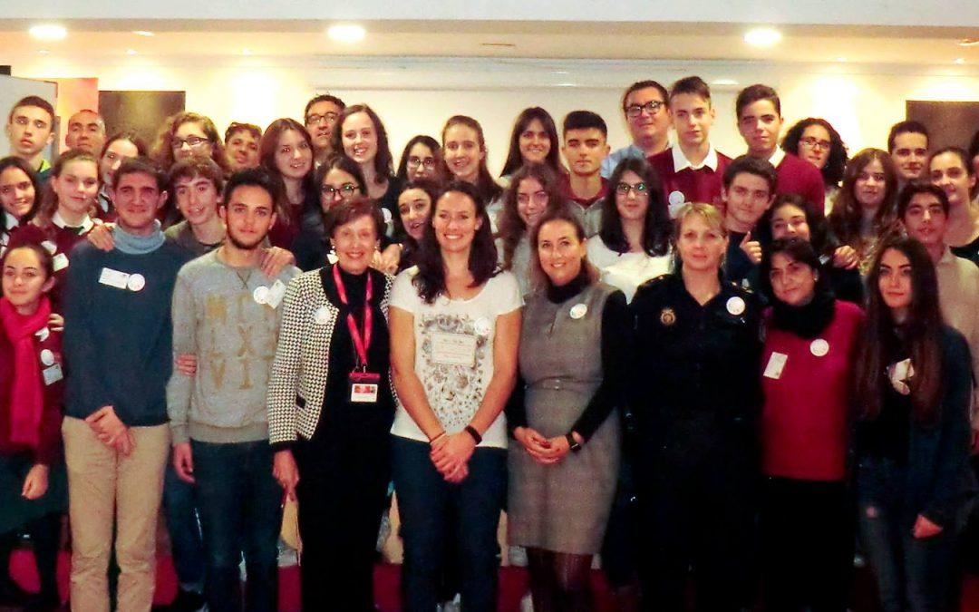 I Encuentro de jóvenes de Benidorm, Alcoy y Denia en el Colegio para crear un movimiento en favor del turismo de emociones