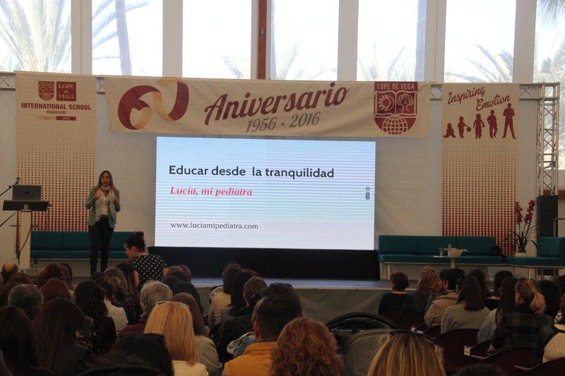 Evento Lucía Mi Pediatra - Educar desde la tranquilidad