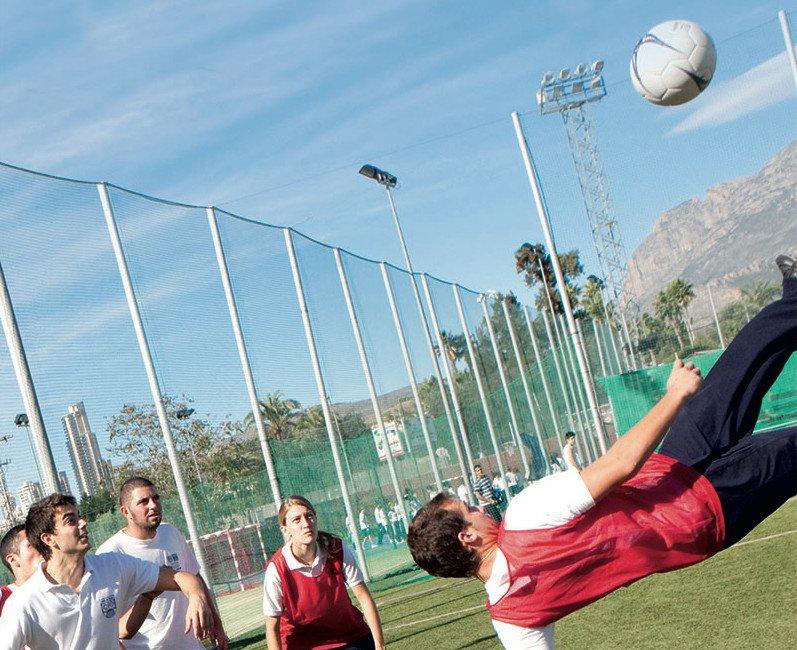Nuevo curso para convertirse en Entrenador de Fútbol