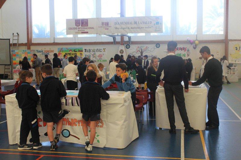 Feria internacional de la salud y medio ambiente