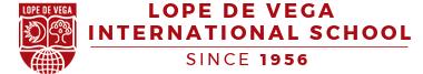 Logo del Colegio Internacional Lope de Vega