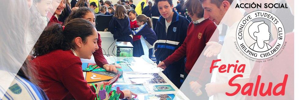 Feria salud y medio ambiente