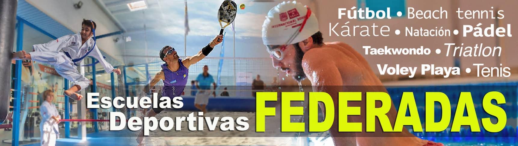 Deportes Federados Colegio Internacional Lope de Vega