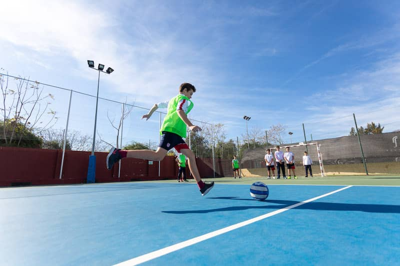 sello-vida-saludable-deporte-futbol