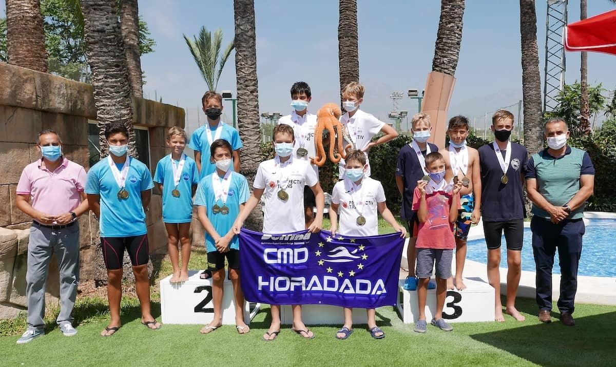 Memorial natación Juan Fuster Zaragoza