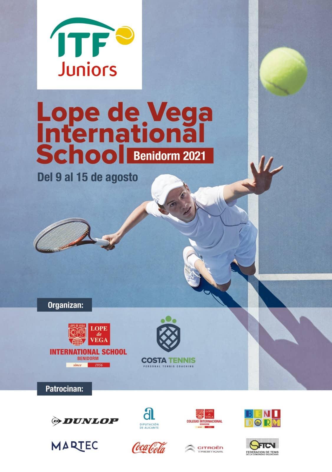 torneo de tenis ITF junior-2