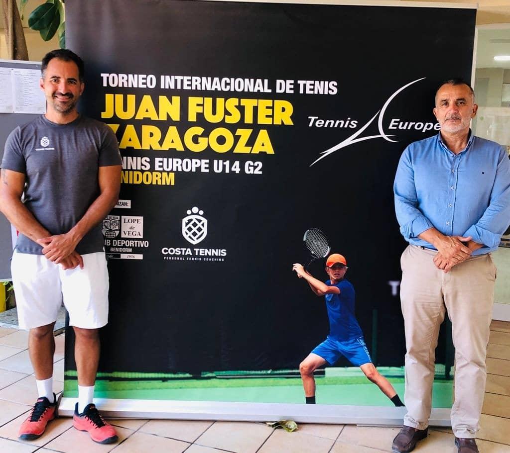 Tennis Europe Sub 14 Colegio Internacional Lope de Vega
